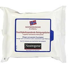 Neutrogena čistící pleťové ubrousky 25 ks