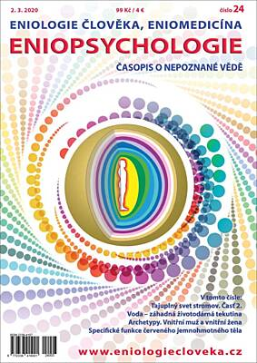 časopis Eniologie člověka, číslo 24