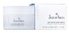 JEAN D´ARCEL Hydratante, Gel-créme hydro délice – Svěží gel-krém, 50 ml