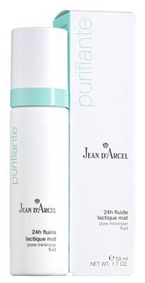 JEAN D´ARCEL Purifiante, 24h fluide lactique mate – Matující fluid na mastnou pleť, 50 ml