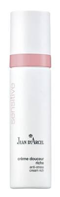 JEAN D´ARCEL Sensitive, Créme douceur riche – Výživný 24hodinový krém, 50 ml