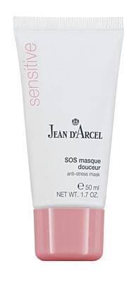 JEAN D´ARCEL Sensitive, SOS masque douceur – Krémová zklidňující maska, 50 ml