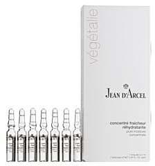JEAN D´ARCEL Végétalie, Concentré fraîcheur réhydratante – Hydratační koncentrát, 7 x 2 ml