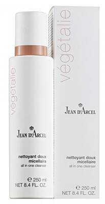 JEAN D´ARCEL Végétalie, Nettoyant doux micellaire – Micelární pleťová voda, 3 ml