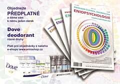 Předplatné časopisu Eniologie člověka - číslo 28, 29, 30 a 31 + dárek